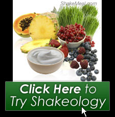 Shakeology Whole Food Ingredients